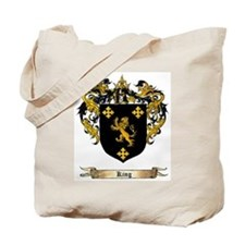 King Shield of Arms Tote Bag