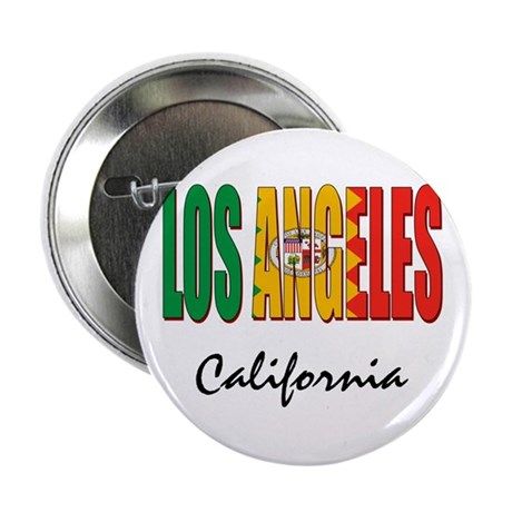 "Los Angeles 2.25"" Button"