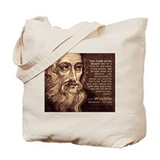 John Wycliffe - Christian Reformer (Tote Bag)