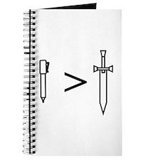 Pen > Sword Journal