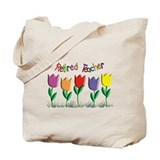 Retirement teacher Canvas Totes