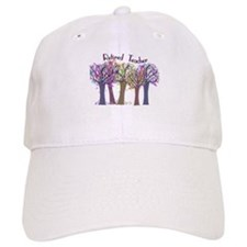 retired teacher Baseball Cap