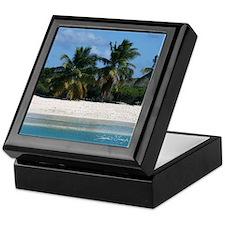 Isla Culebra Keepsake Box