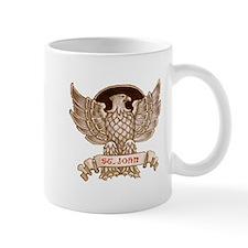 St. John Eagle Mug