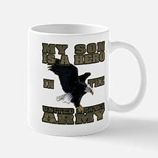 Army Hero Son Mug