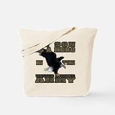 Army Hero Son Tote Bag