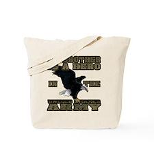 Army Hero Brother Tote Bag