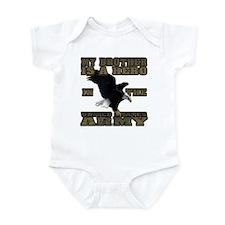 Army Hero Brother Infant Bodysuit