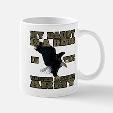 Army Hero Daddy Mug