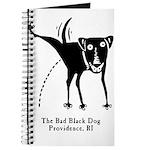 The Bad Black Dog Journal