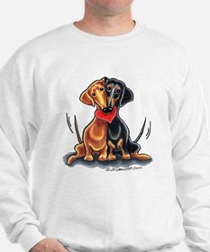 Smooth Dachshund Lover Sweatshirt