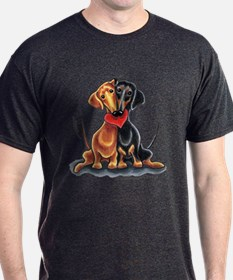 Smooth Dachshund Lover T-Shirt