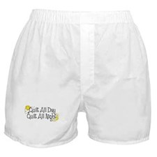 Cute Sewing bee Boxer Shorts