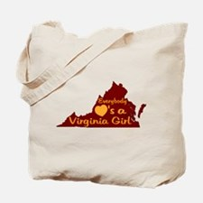 Everybody Loves a VA Girl (MO Tote Bag