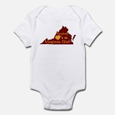 Everybody Loves a VA Girl (MO Infant Bodysuit