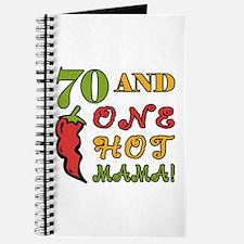 Hot Mama At 70 Journal
