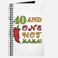 Hot Mama At 40 Journal