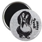 Doxie Lover Magnet