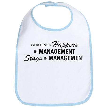 Whatever Happens - Management Bib
