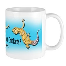 Got Crickets Gecko Mug Mug