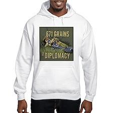 671 Grains of Diplomacy Hoodie