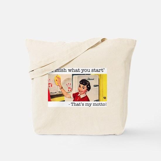 'Snitch' Tote Bag