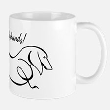 I Love My Dachshunds Mug