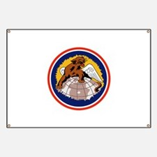 100th Fighter Squadron Banner