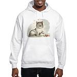 Sheepdog Surprise Hooded Sweatshirt