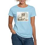 Sheepdog Surprise Women's Light T-Shirt