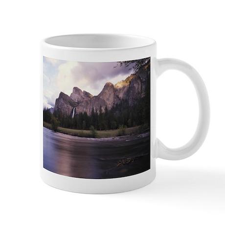 Bridalveil Fall & Merced River, Yosemite Mug