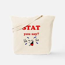 Funny Lab week Tote Bag