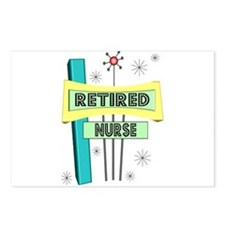 RETIREMENT Postcards (Package of 8)