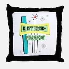 RETIREMENT Throw Pillow