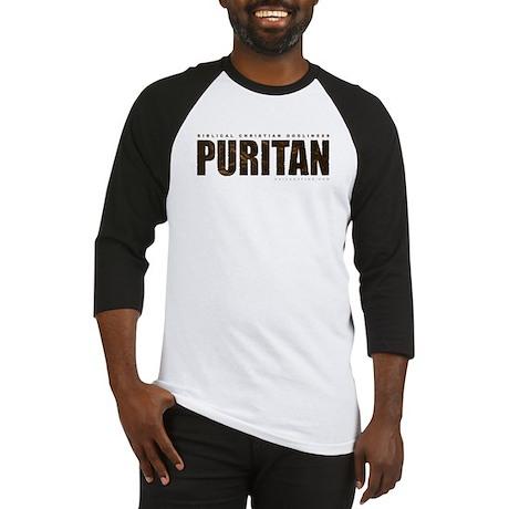 Puritan Godliness (Baseball Jersey)