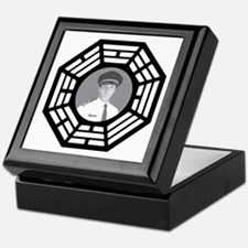 Oceanic Pilot Dharma Keepsake Box