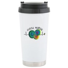 cardiac nurse Ceramic Travel Mug