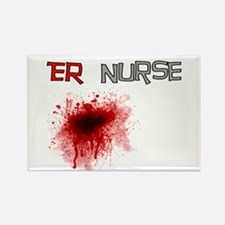 cardiac nurse Rectangle Magnet (100 pack)
