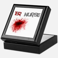 cardiac nurse Keepsake Box