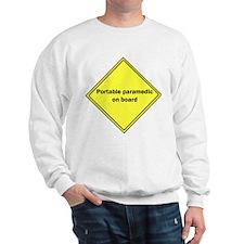 Portable Paramedic Sweatshirt