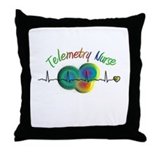 Social Worker II Throw Pillow