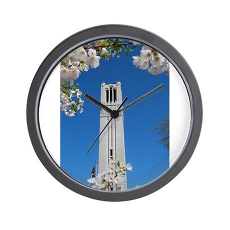 NC State Bell Tower Clock