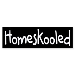 HOMESKOOLED - BLACK BACKGROUND