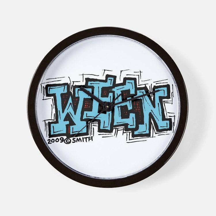 Ween Wall Clock