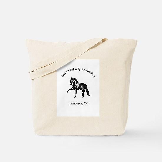 Cute Andalusian Tote Bag