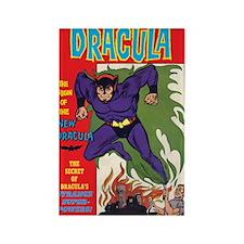 $4.99 SuperHero Dracula Magnet