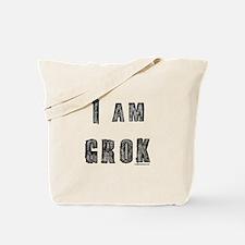 I am Grok Tote Bag