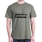 Modern caveman, paleo Dark T-Shirt