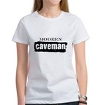 Modern caveman, paleo Women's T-Shirt