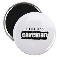 "Modern caveman, paleo 2.25"" Magnet (10 pack)"